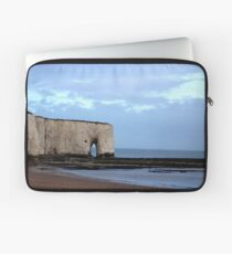 Storm clouds over Kingsgate Bay Laptop Sleeve