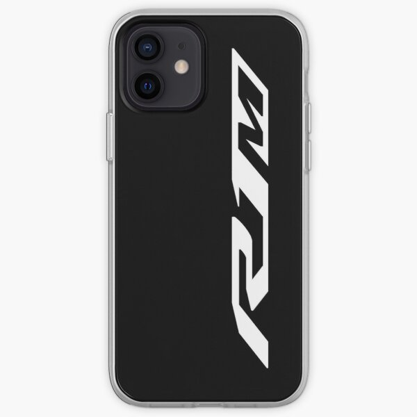 Yamaha R1M Coque souple iPhone
