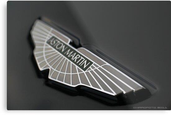 ASTON MARTIN DBS - Bonnett Badge by Daniel  Oyvetsky
