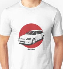 Civic EK Unisex T-Shirt