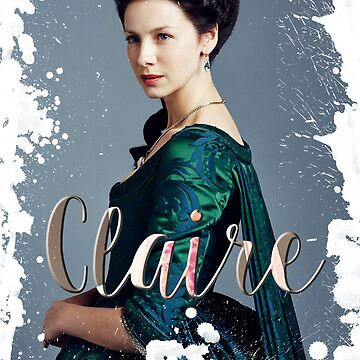 Claire - Outlander by MelArt90