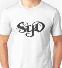 SYD  in black T-Shirt