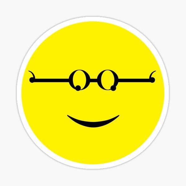Mr Wingding ~ Erudite Sticker
