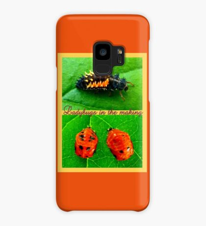 Ladybugs in the making Case/Skin for Samsung Galaxy