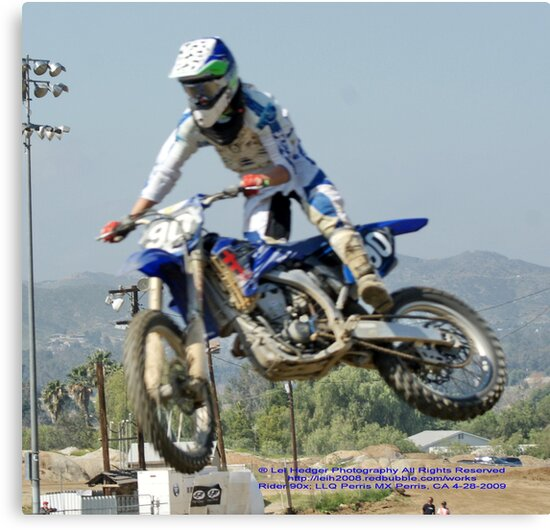 I have everything under control! Rider 90x LLQ Perris, MX, Perris, CA USA  by leih2008