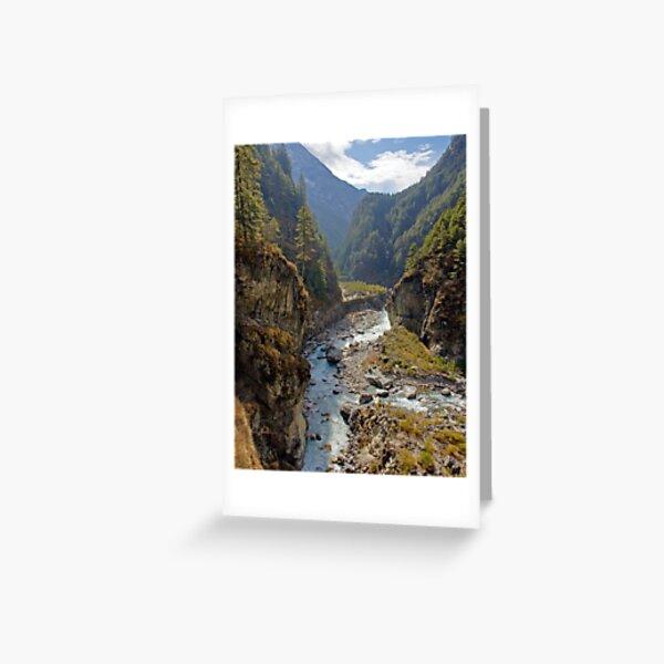 Wild River Greeting Card