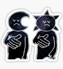 Tag und Nacht KID CUDI Sticker