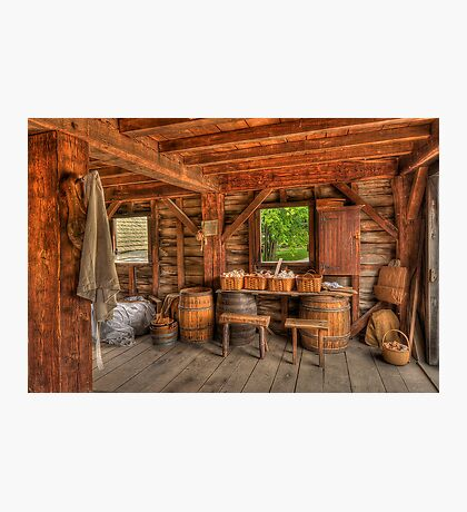 Days Gone By - Mill  Photographic Print