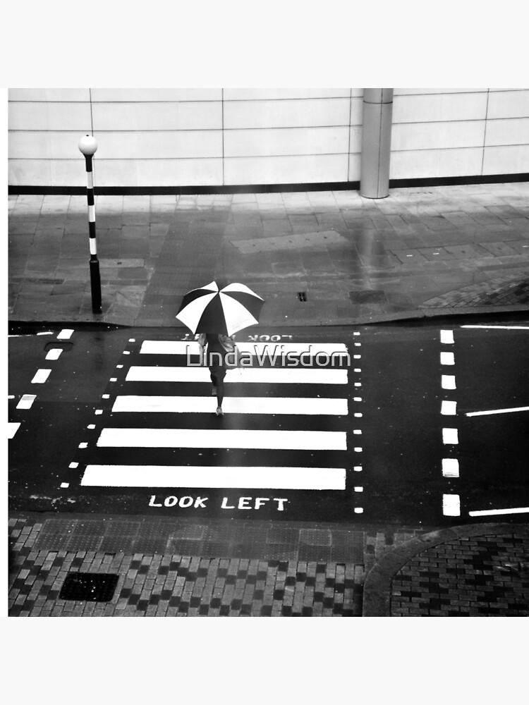 Zebra Crossing - London by LindaWisdom