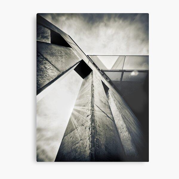 Main Triangle | 01 Metal Print