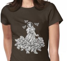 Snow Fright and the Seven Corpse(s) Womens Fitted T-Shirt
