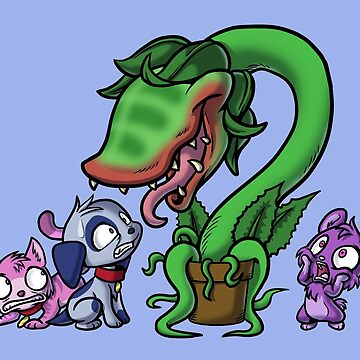 Littlest Pet Shop of Horrors by NeroStreet