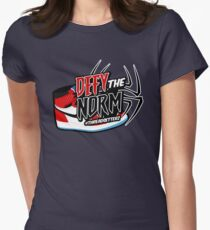 Origin Story Women's Fitted T-Shirt