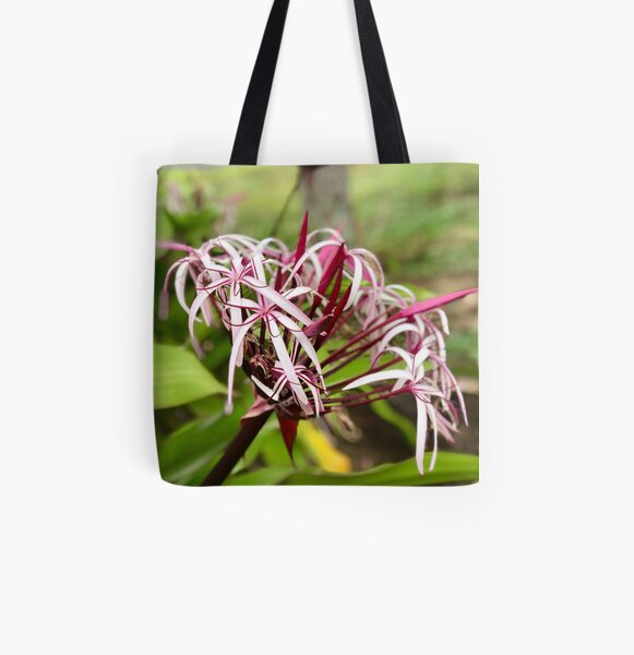 Queen Emma Lily All Over Print Tote Bag