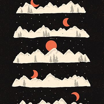 Moonrises...Moonsets... by ndtank
