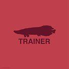 «Arapaima Trainer» de PepomintNarwhal