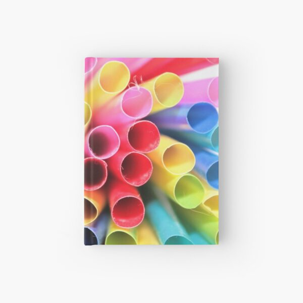COLOR EXPLOSION Hardcover Journal
