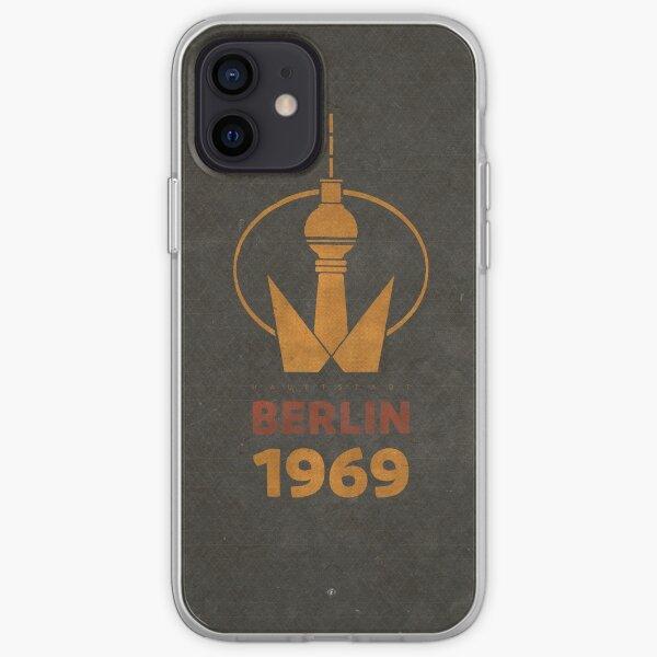 Berlin TV Tower 1969 iPhone Flexible Hülle
