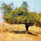 A Tree in the Style of Leonid in Barda Village by Dennis Melling