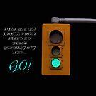 Go!!! Inspiration by Robert Goulet