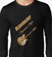 Rickenbacker Natural 12s American Style  T-Shirt