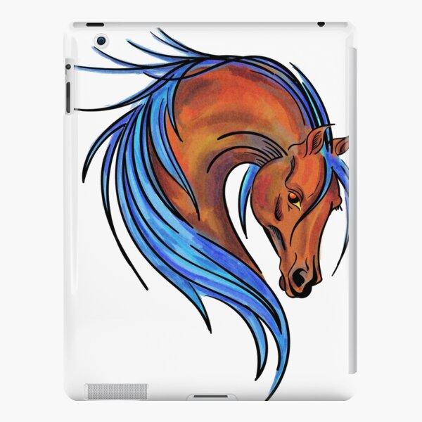 horse iPad Snap Case