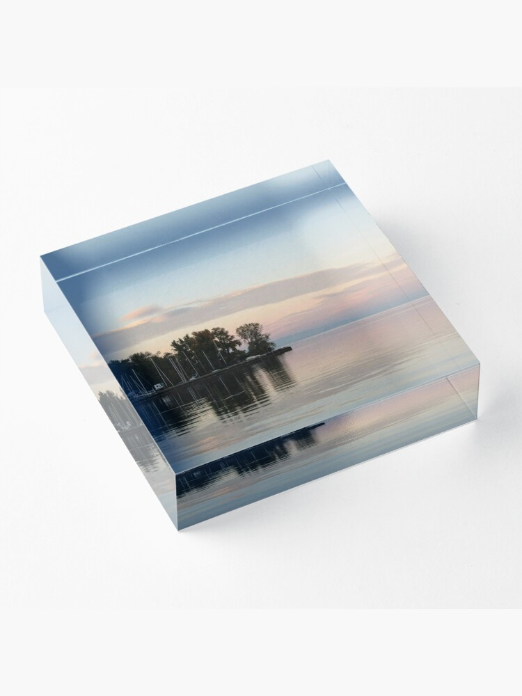 Alternate view of A Touch Of Dream Acrylic Block