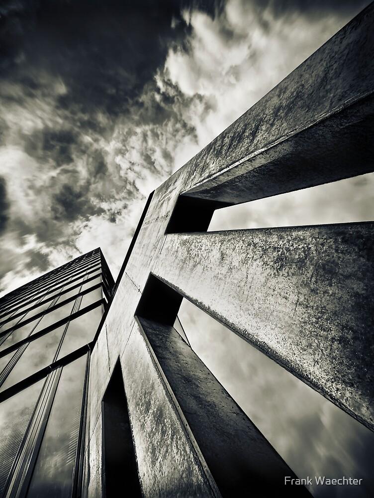 Main Triangle | 02 by Frank Waechter
