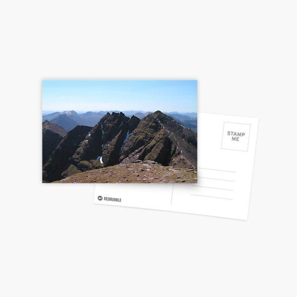 An Teallach - Scottish Highlands Postcard