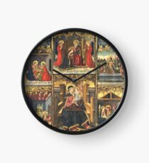 Virgin Mary Inspired Gifts |  view at The Met Gallery 305  Clock