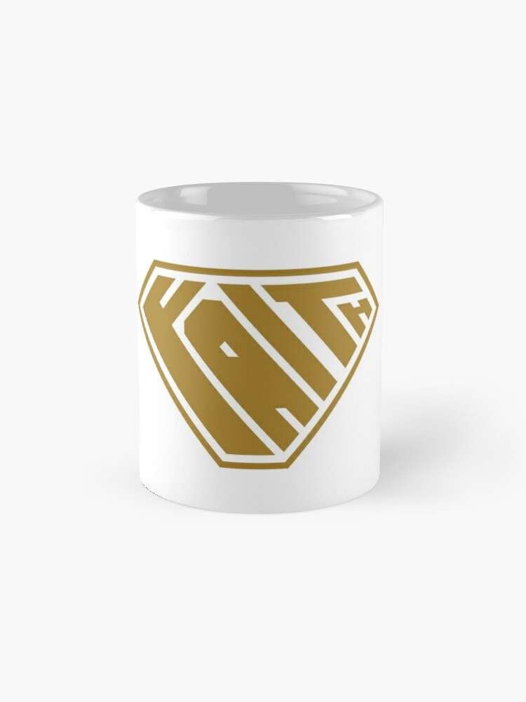 Alternate view of Faith SuperEmpowered (Gold) Standard Mug