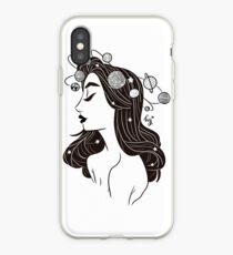 Vinilo o funda para iPhone Niña querida