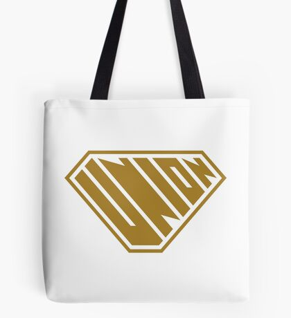 Union SuperEmpowered (Gold) Tote Bag