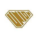 Union SuperEmpowered (Gold) by Carbon-Fibre Media