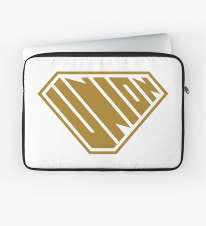 Union SuperEmpowered (Gold) Laptop Sleeve