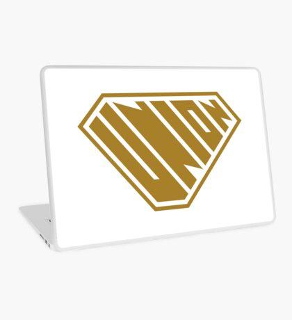 Union SuperEmpowered (Gold) Laptop Skin