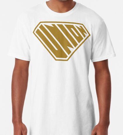 Union SuperEmpowered (Gold) Long T-Shirt