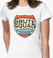 We are the Brute Squad Women's Fitted T-Shirt