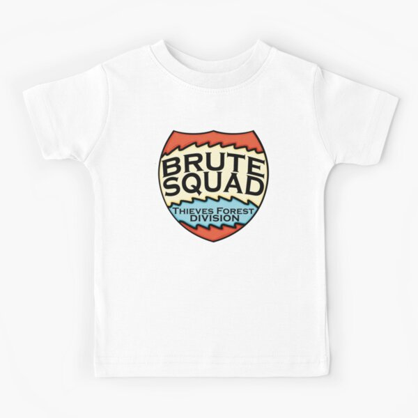 We are the Brute Squad Kids T-Shirt