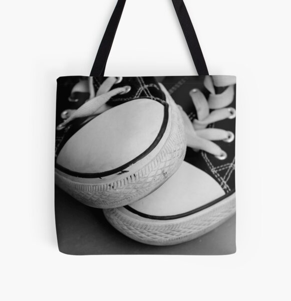 Shoes All Over Print Tote Bag