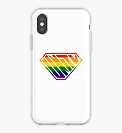 Unity SuperEmpowered (Rainbow) iPhone Case