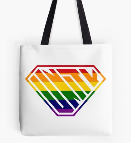 Unity SuperEmpowered (Rainbow) Tote Bag