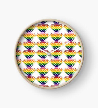 Unity SuperEmpowered (Rainbow) Clock