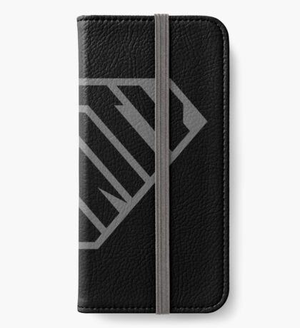 Unity SuperEmpowered (Black on Black) iPhone Wallet
