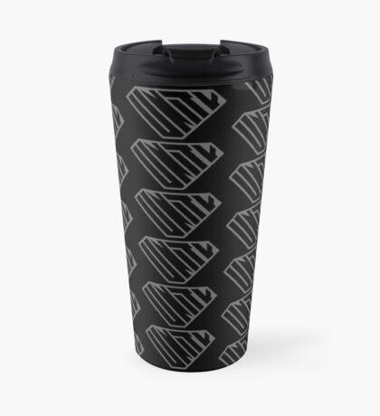 Unity SuperEmpowered (Black on Black) Travel Mug