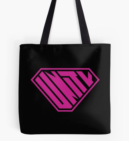 Unity SuperEmpowered (Pink) Tote Bag