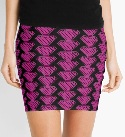 Unity SuperEmpowered (Pink) Mini Skirt