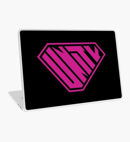 Unity SuperEmpowered (Pink) Laptop Skin