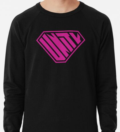 Unity SuperEmpowered (Pink) Lightweight Sweatshirt