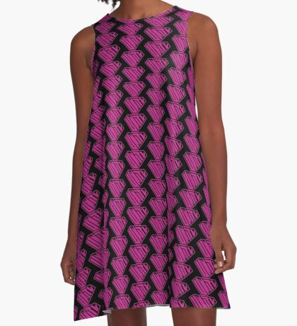Unity SuperEmpowered (Pink) A-Line Dress
